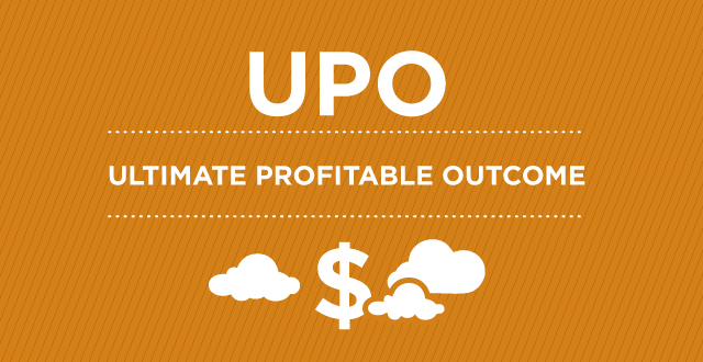 UPO: Unique Profitable Outcome